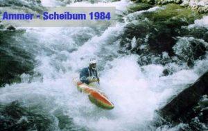 Scheibum-Befahrung 1984